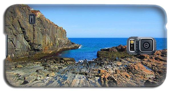 Cliff House Maine Coast Galaxy S5 Case