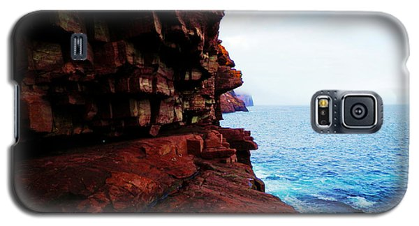 Cliff Galaxy S5 Case