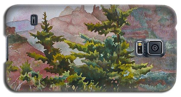 Cliffs Near Sedona Galaxy S5 Case
