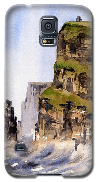 Clare   The Cliffs Of Moher   Galaxy S5 Case