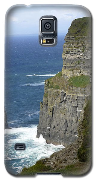 Cliffs Of Moher 7 Galaxy S5 Case by Mike McGlothlen