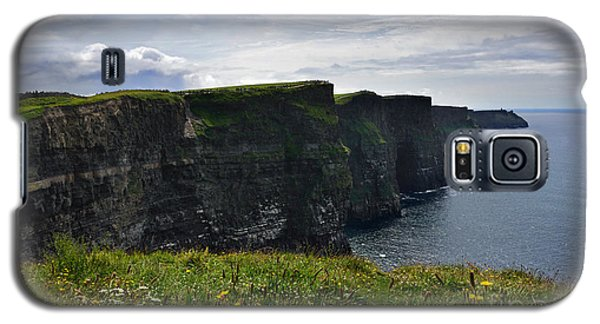 Cliffs Of Moher Looking South Galaxy S5 Case
