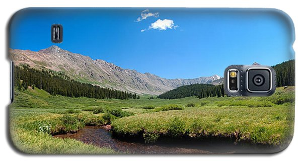 Galaxy S5 Case featuring the photograph Clinton Gorge  by Eric Rundle