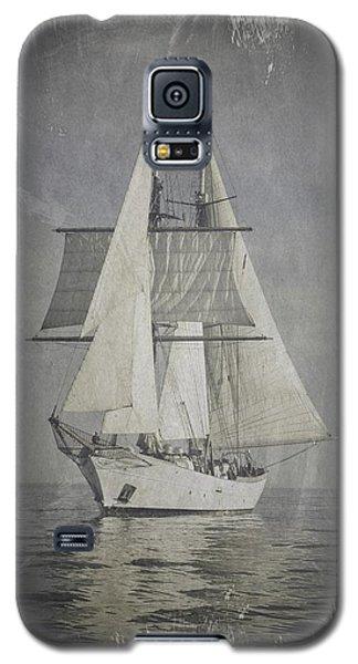 Clipper Under Sail Galaxy S5 Case