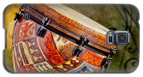 Clissic Djembe African Drum Photograph In Color 3334.02 Galaxy S5 Case