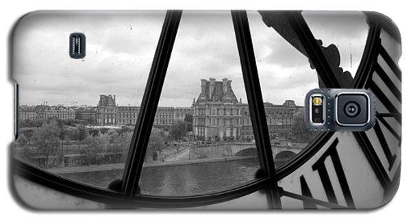 Clock At Musee D'orsay Galaxy S5 Case