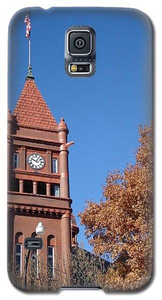 Clock Tower Galaxy S5 Case by J L Zarek