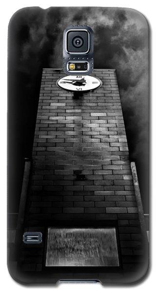 Clock Tower No 110 Davenport Rd Toronto Canada Galaxy S5 Case by Brian Carson