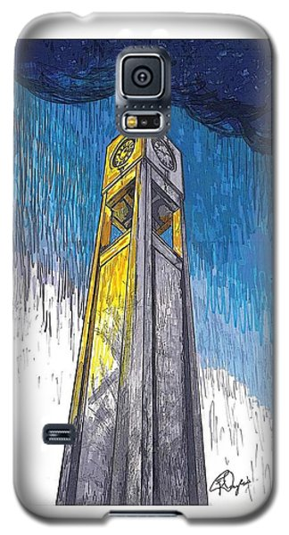 Clock Tower Galaxy S5 Case