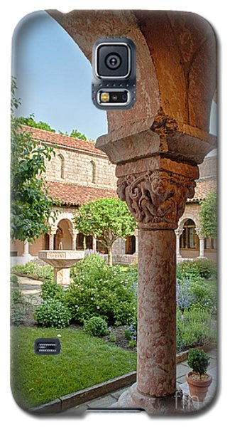 Cloisters Courtyard Galaxy S5 Case