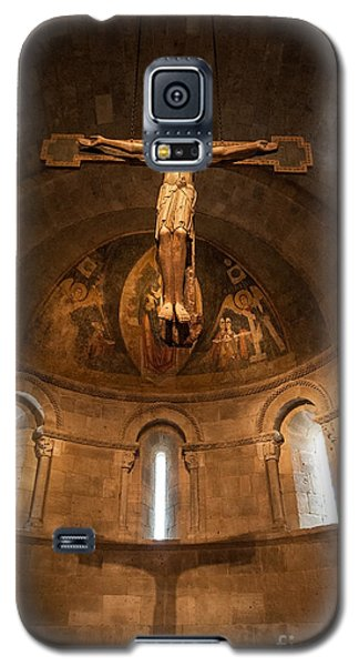 Cloisters Crucifixion Galaxy S5 Case