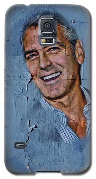 Clooney On Board Galaxy S5 Case