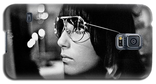 Close Up Of Cher Galaxy S5 Case by Arnaud de Rosnay