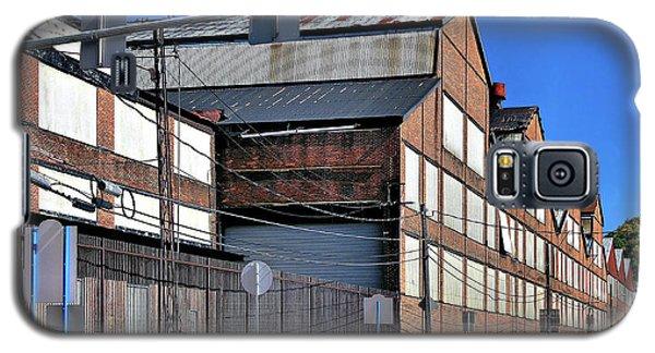 Closed Steel Mill Galaxy S5 Case