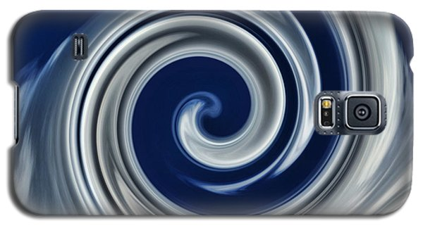 Cloud Abstract Galaxy S5 Case