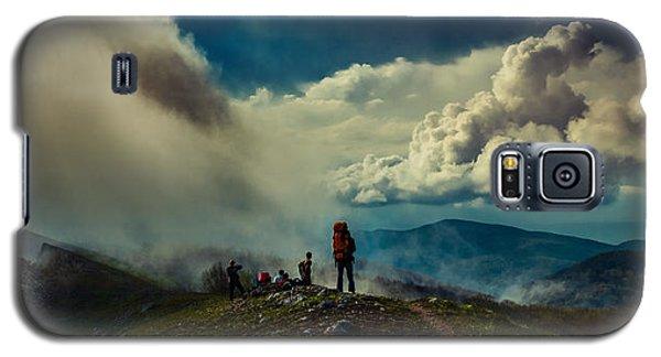 Cloud Factory Galaxy S5 Case