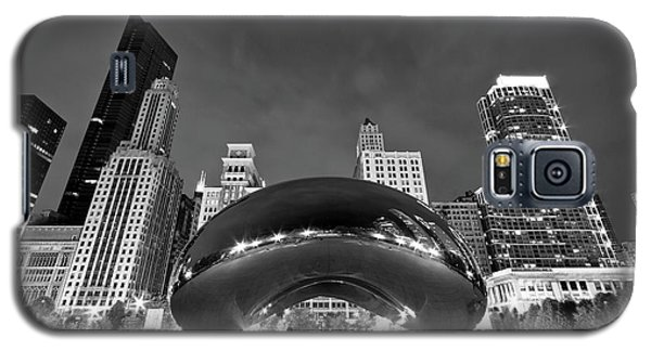 Cloud Gate And Skyline Galaxy S5 Case