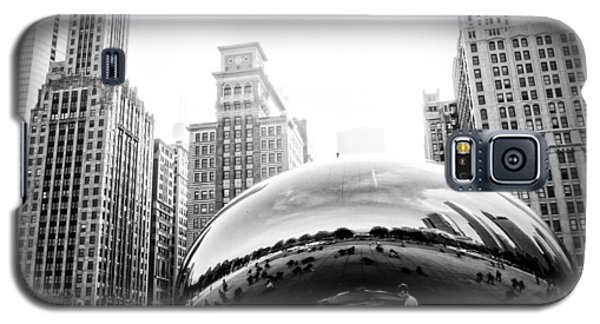 Cloud Gate Dark And Gritty Galaxy S5 Case