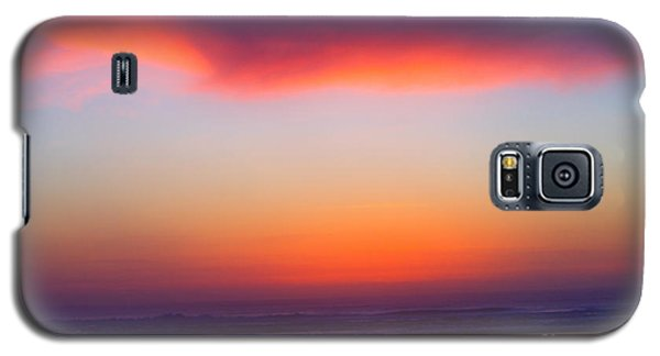 Cloud Hold The Sun Galaxy S5 Case