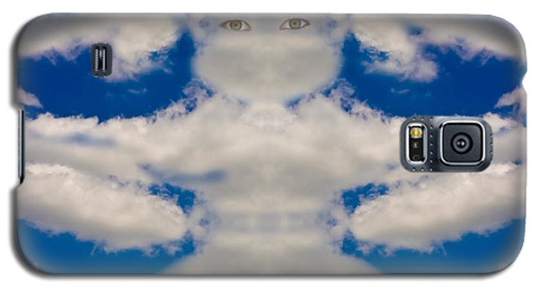Cloud Man Galaxy S5 Case