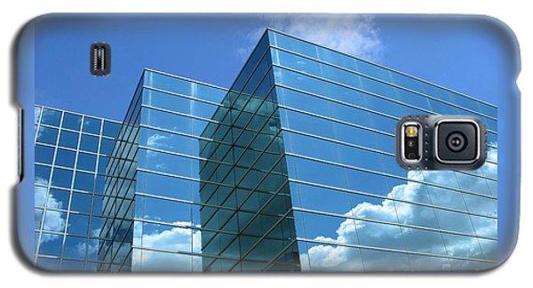 Galaxy S5 Case featuring the photograph Cloud Mirror by Ann Horn