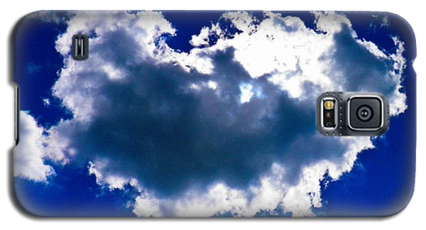 Cloud Galaxy S5 Case by Nick Kirby