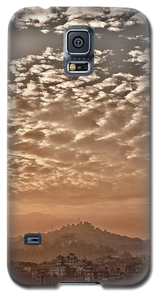 Cloud Over Kathmandu Galaxy S5 Case