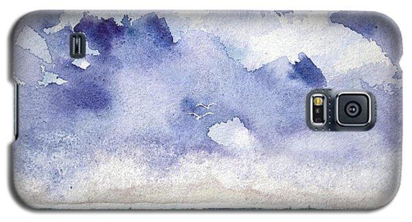 Cloud Regatta Galaxy S5 Case