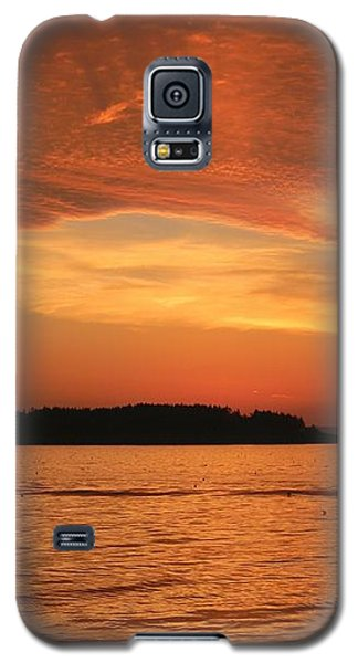 Cloud Shadows Galaxy S5 Case