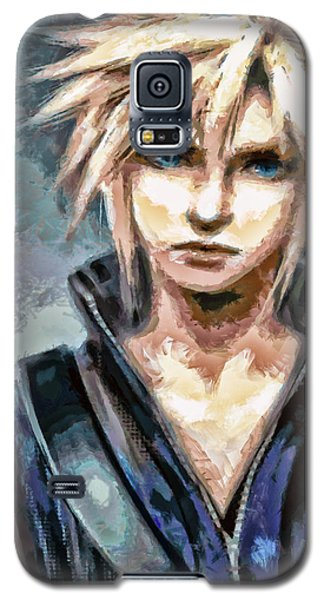 Cloud Strife Galaxy S5 Case