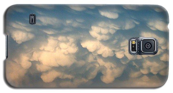 Cloud Texture Galaxy S5 Case