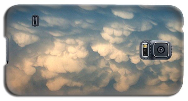 Cloud Texture Galaxy S5 Case