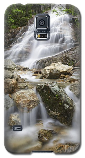 Cloudland Falls - Franconia Notch State Park New Hampshire Usa Galaxy S5 Case