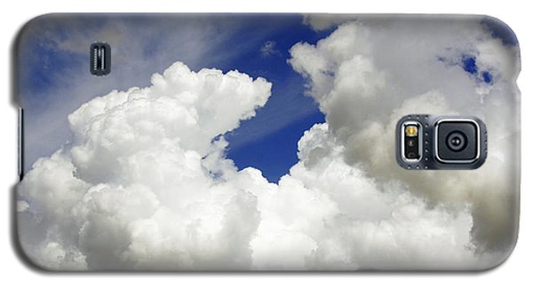 Clouds Above Me Galaxy S5 Case