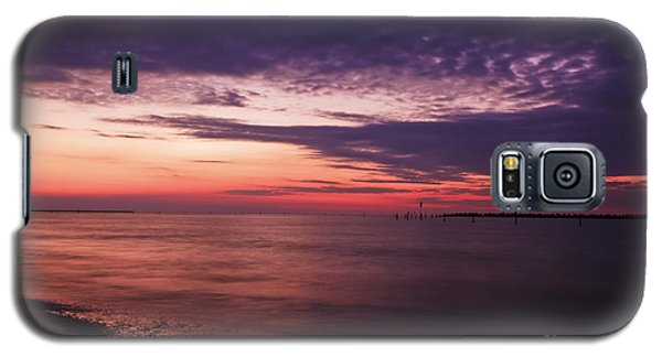 Galaxy S5 Case featuring the photograph Clouds After Sunset by Mohamed Elkhamisy