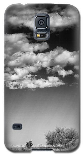 Clouds And Brush Galaxy S5 Case