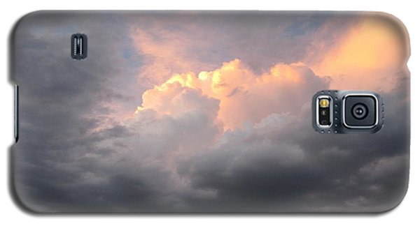 Clouds And God Galaxy S5 Case