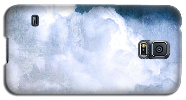 Clouds And Ice Galaxy S5 Case by Roselynne Broussard