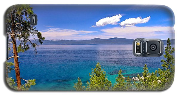 Clouds And Silence - Lake Tahoe Galaxy S5 Case