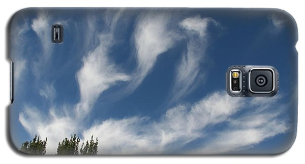 Galaxy S5 Case featuring the photograph Clouds by David S Reynolds