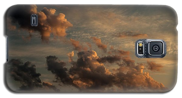 Clouds For Rembrandt Galaxy S5 Case
