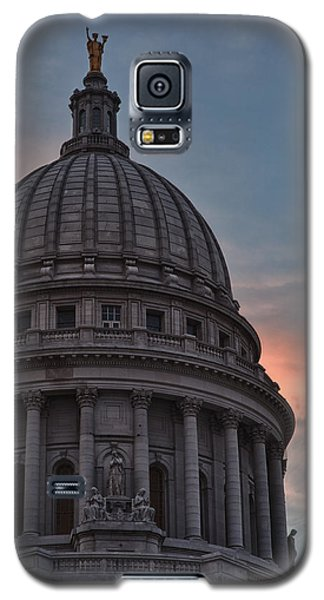 Clouds Over Democracy Galaxy S5 Case