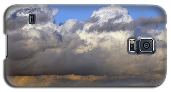 Clouds Over Portsmouth Galaxy S5 Case