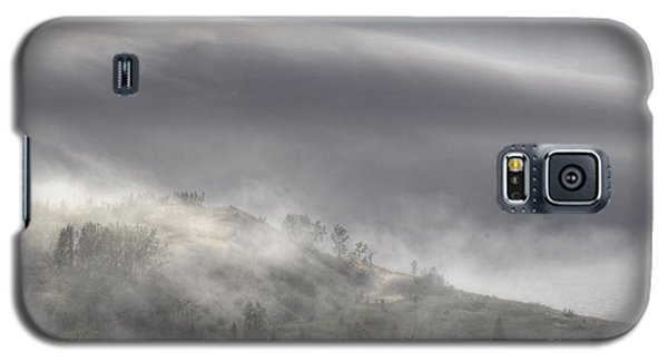 Galaxy S5 Case featuring the photograph Clouds Over Sleeping Bear Dunes 1 by Trey Foerster