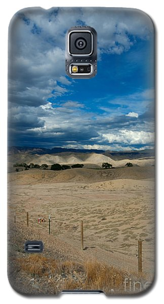 Clouds Over The Adobes Galaxy S5 Case