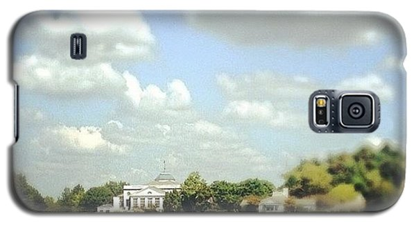Sport Galaxy S5 Case - Clouds Over The Club House #iphone5 by Scott Pellegrin