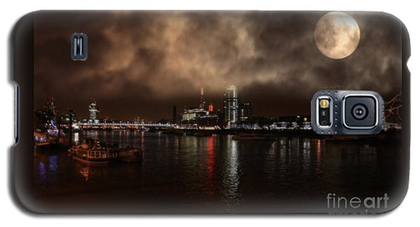 Victoria London  Galaxy S5 Case