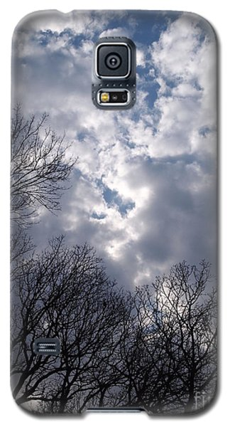 Galaxy S5 Case featuring the photograph Cloudscape by Nancy Kane Chapman