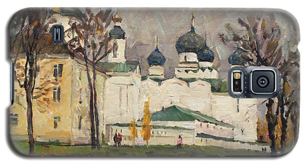 Cloudy At Uglich Galaxy S5 Case