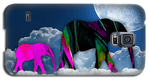 Cloudy Day Galaxy S5 Case by Marvin Blaine